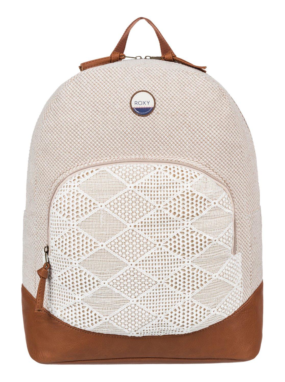 bombora small backpack 3613372392924 roxy. Black Bedroom Furniture Sets. Home Design Ideas
