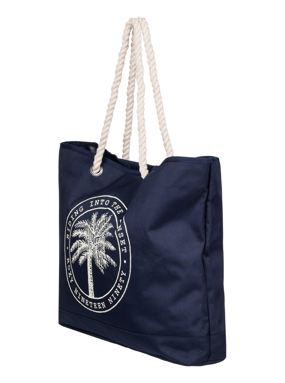 tropical vibe sac de plage erjbt03026 roxy. Black Bedroom Furniture Sets. Home Design Ideas