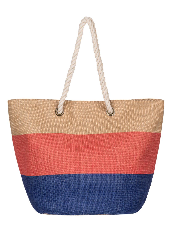 Sun Seeker Straw Beach Bag 889351590169 | Roxy
