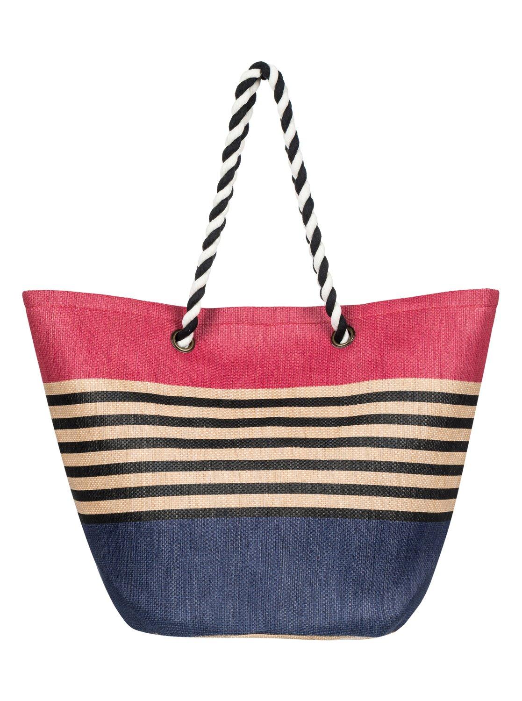 sunseeker sac de plage en paille 3613373360663 roxy. Black Bedroom Furniture Sets. Home Design Ideas