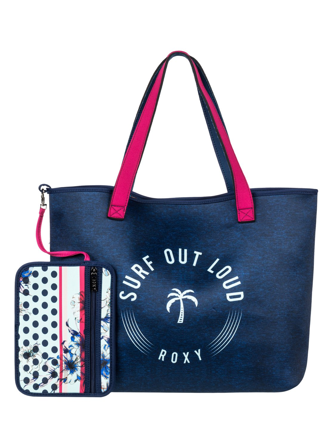 Inside The Rock - Bolsa de Playa de Neopreno Reversible para Mujer Roxy