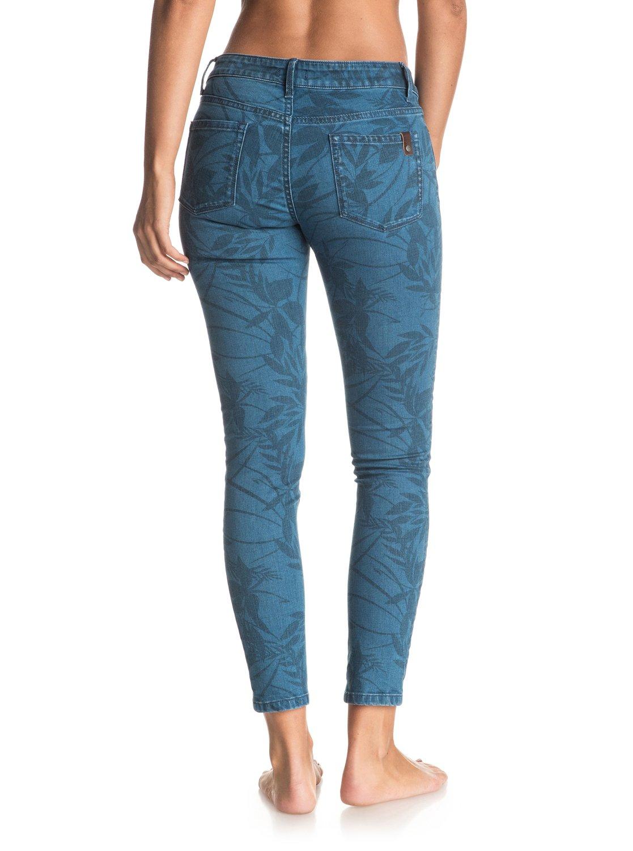 Suntrippers Printed Skinny Jeans ERJDP03143 | Roxy