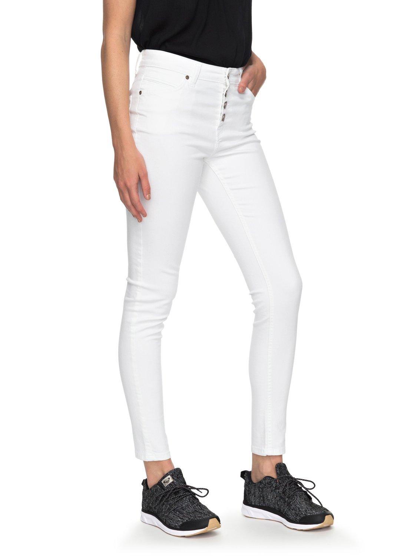 Long Island Skinny Jeans Erjdp03185 Roxy