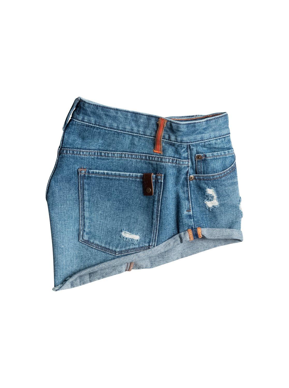 Vanilla Denim Shorts ERJDS03052 | Roxy