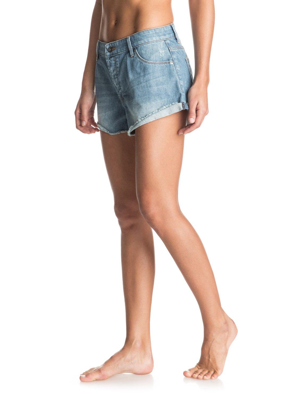 My Boyfriend Denim Shorts ERJDS03090 | Roxy