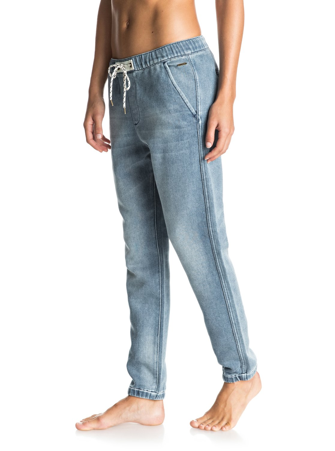 Perfect WOMEN Denim Jogger Pants  UNIQLO