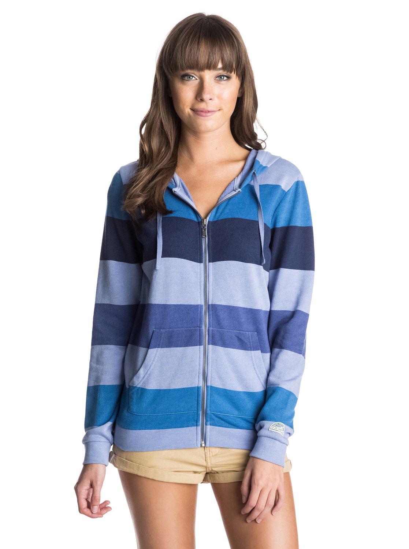 New Signature Color BNew Signature Color B – новинка из коллекции одежды Roxy Весна-лето 2015. Характеристики: женский свитшот, махровая ткань, легкая ткань (235 г/м?). Дополнительно: смягчающая обработка, состав – 59% хлопок, 33% полиэстер, 8% вискоза.<br>