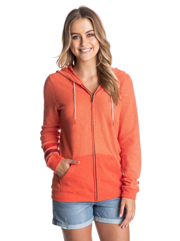 Sunshine World BSunshine World B – новинка из коллекции одежды Roxy Весна-лето 2015. Характеристики: женский свитшот, футер, универсальная всесезонная ткань (290 г/м?). Дополнительно: тело, капюшон и рукава из вывернутой наизнанку ткани, состав – 80% хлопок, 20% полиэстер.<br>