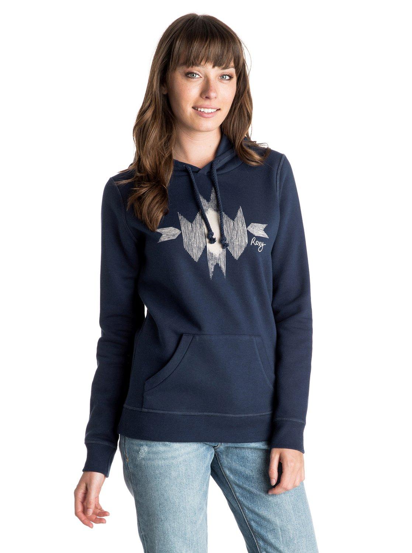 Пуловер Your Smile с капюшоном Roxy