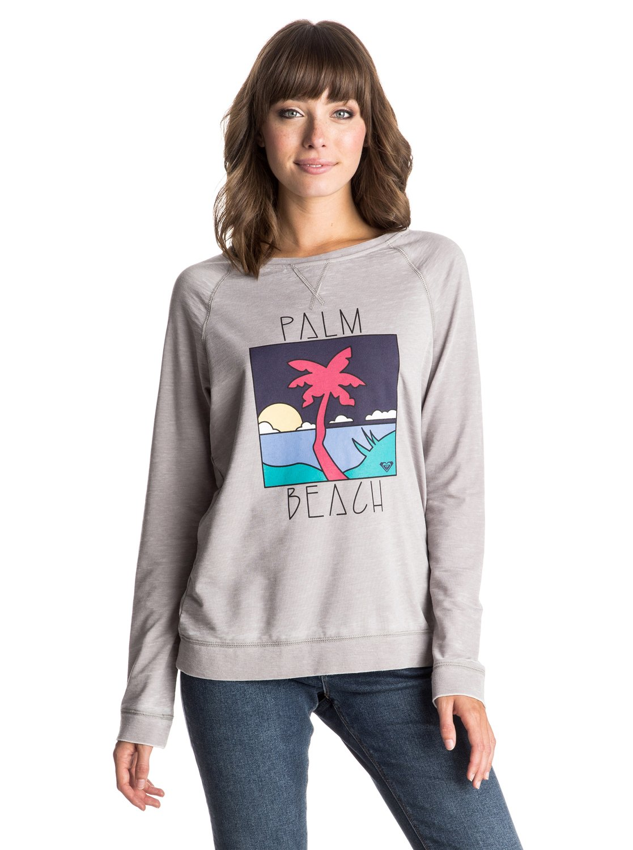 Свитшот Ray Of Light Palm Beach Roxy Ray Of Light Palm Beach Sweatshirt