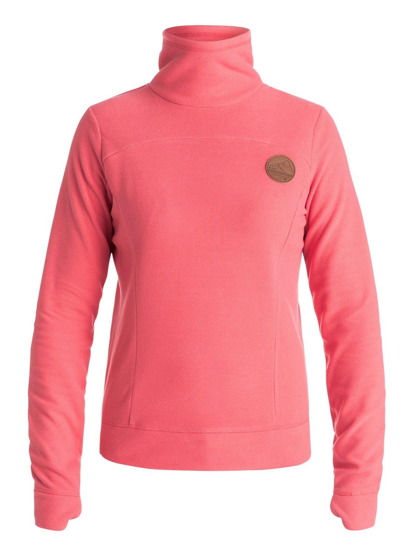 Катальный пуловер из флиса Polartec® Drifted