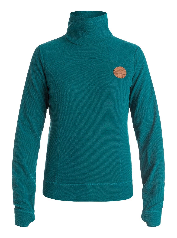 Катальный пуловер из флиса Polartec® Drifted<br>