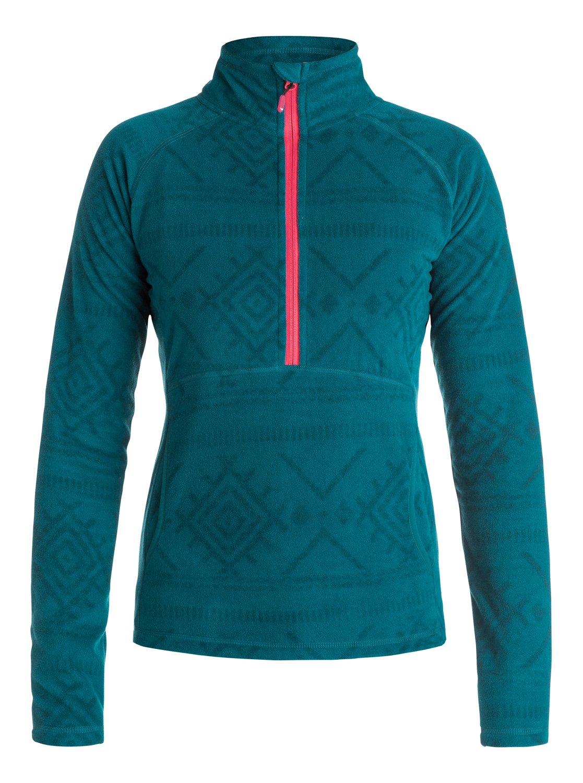 Флисовый пуловер на молнии Cascade&amp;nbsp;<br>