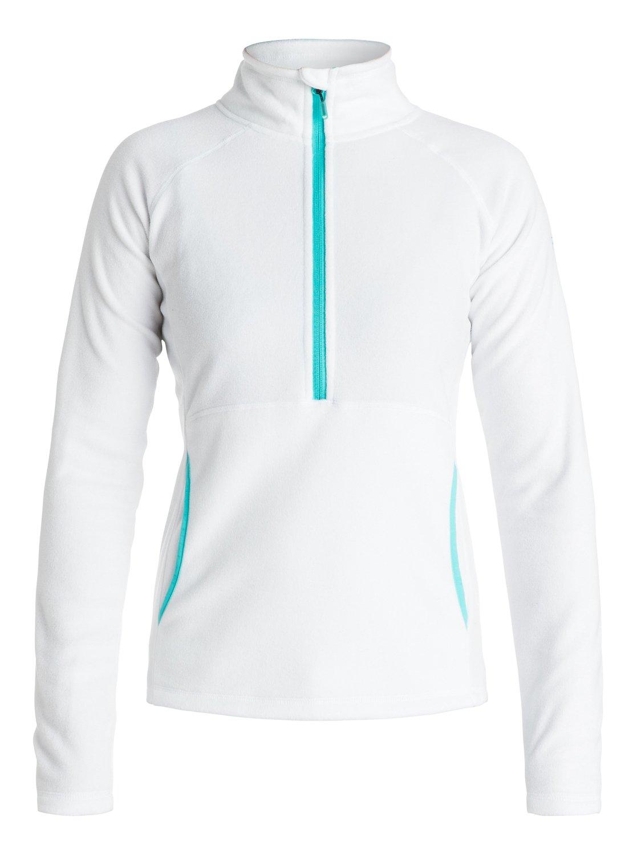 Флисовый пуловер на молнии Cascade от Roxy RU