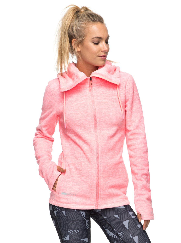 Suuvra Florida - Veste de sport zippée pour Femme - Roxy
