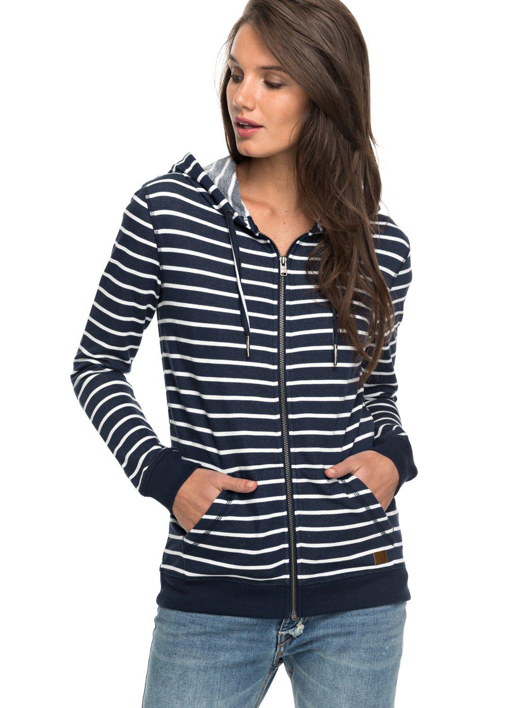 Stripe hoodie