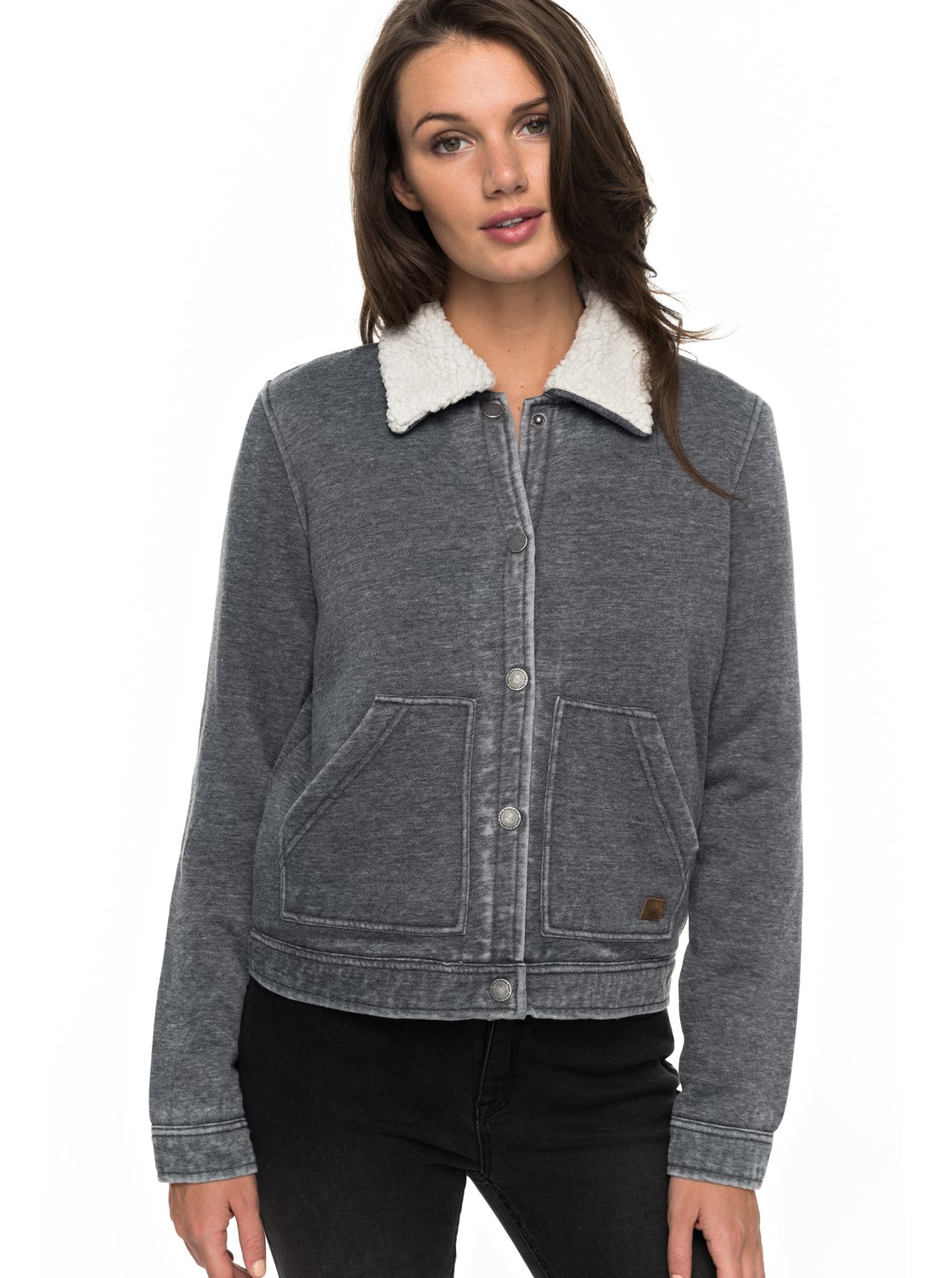 Forever Surfing - Chaqueta de Jersey para Mujer Roxy