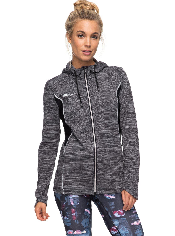 Gnessa - Veste de sport à capuche pour Femme - Roxy