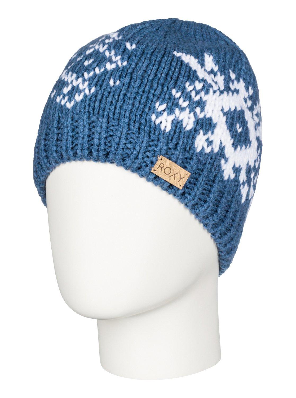 WispЖенская шапка-beanie Wisp из сноубордической коллекции Roxy. ХАРАКТЕРИСТИКИ: микрофлисовая подкладка. СОСТАВ: 100% акрил.<br>