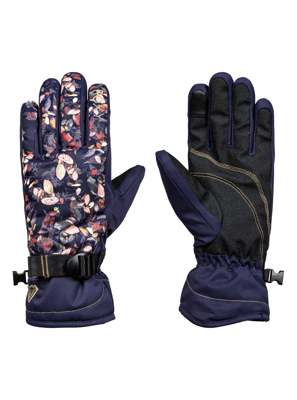 roxy jetty gants de snowboard ski 3613372725357 roxy. Black Bedroom Furniture Sets. Home Design Ideas