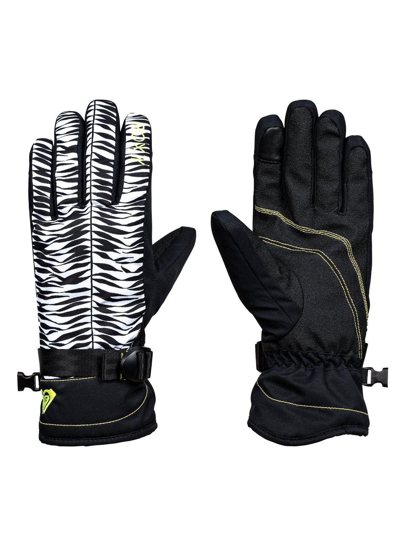 roxy jetty gants de snowboard ski 3613372722875 roxy. Black Bedroom Furniture Sets. Home Design Ideas