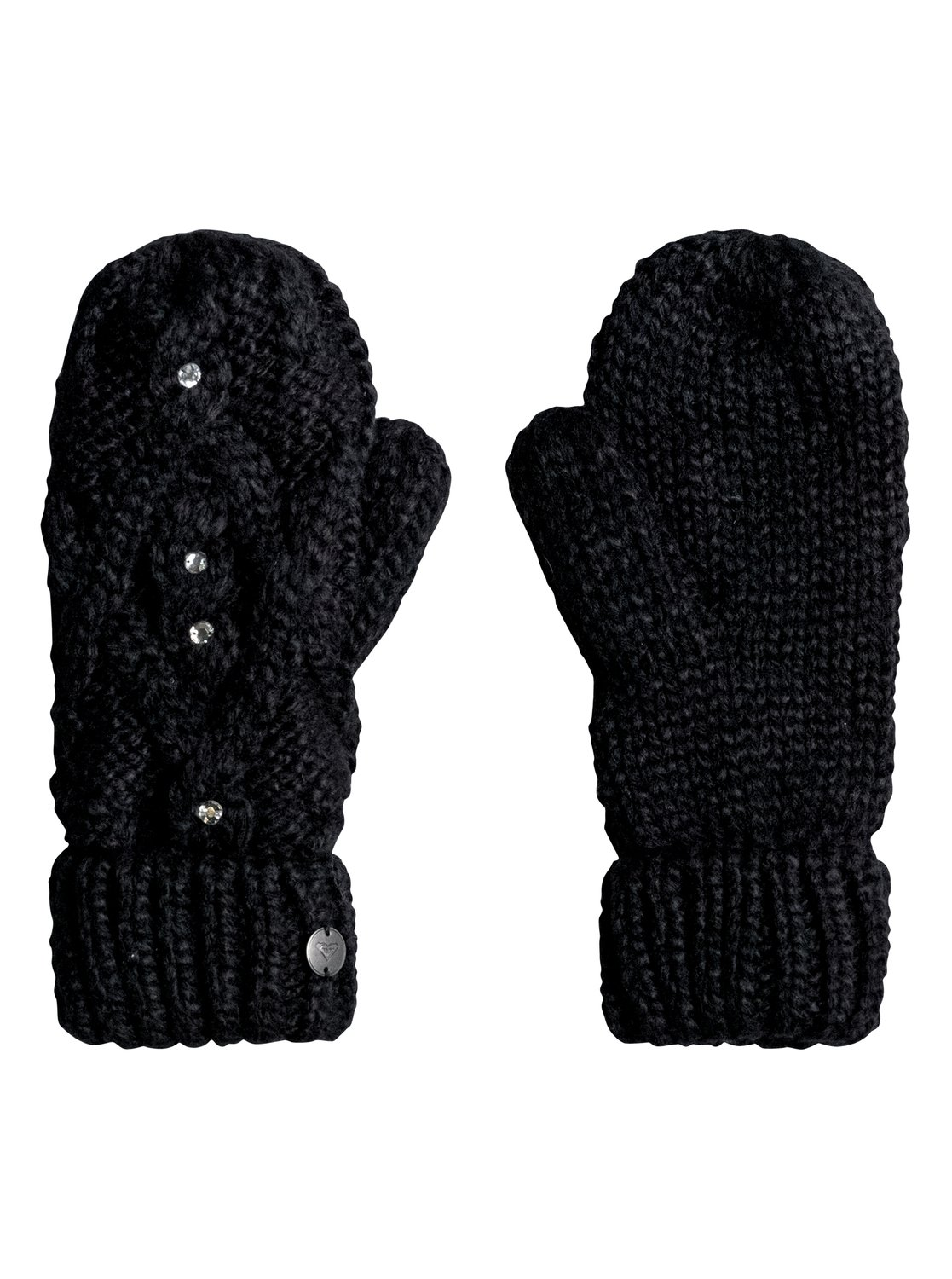 Shooting Star - Knitted Mittens<br>