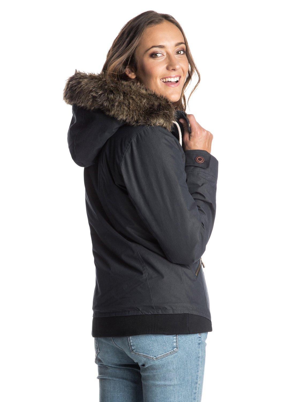 roxy steffi veste d 39 hiver pour femme erjjk03089 ebay. Black Bedroom Furniture Sets. Home Design Ideas