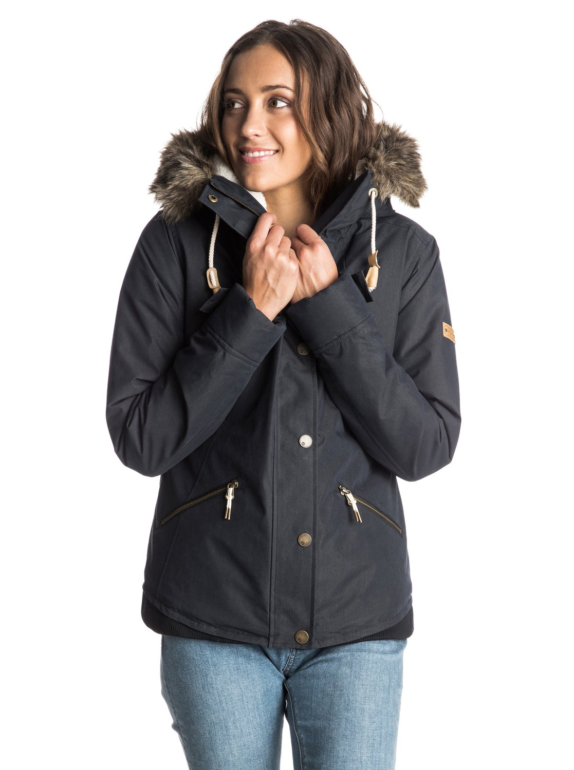 Steffi - Cold Weather Jacket for Women Roxy Steffi - Jacket