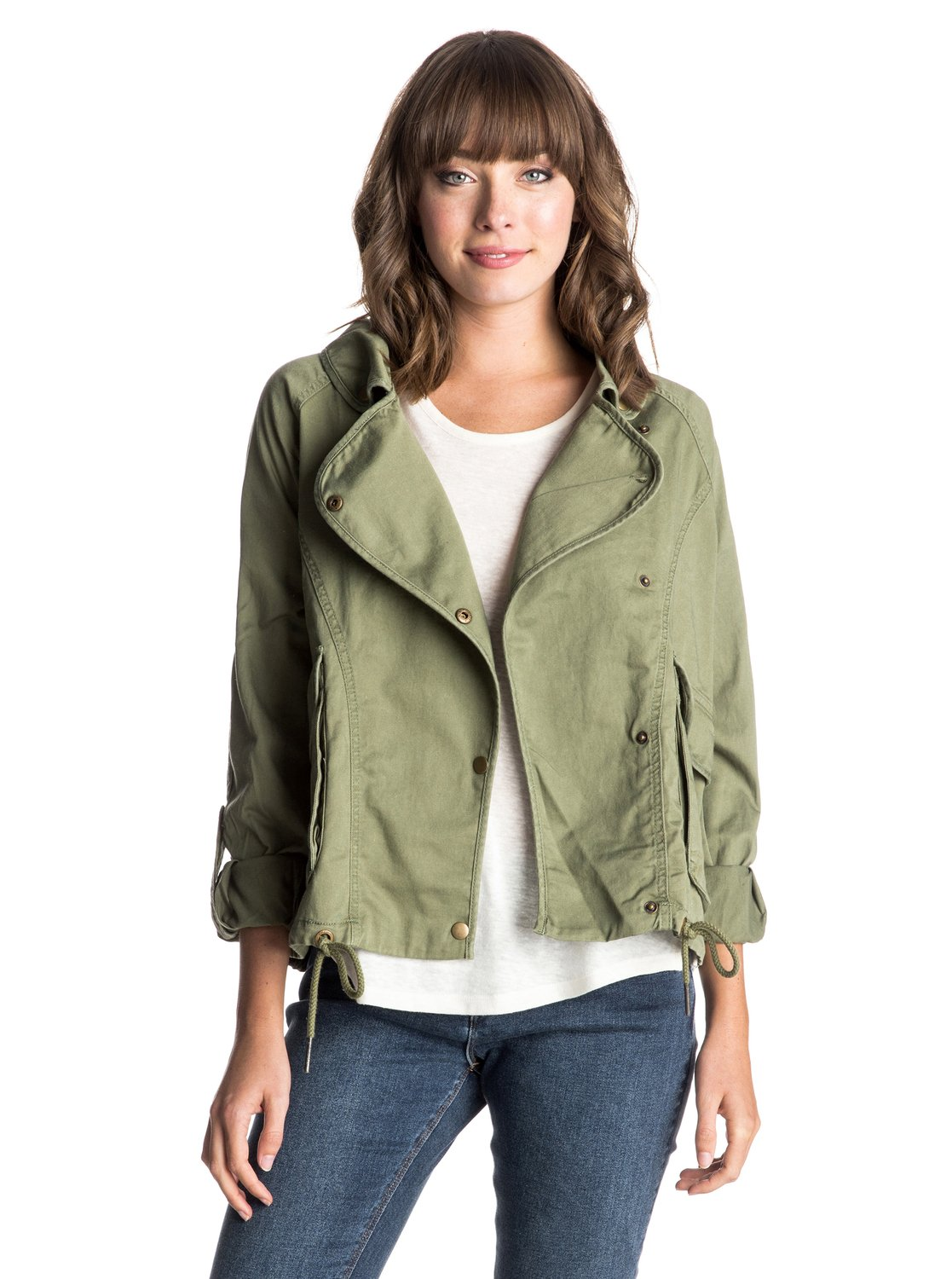 ������-����� Watch The Sunset Roxy Watch The Sunset Parka Jacket