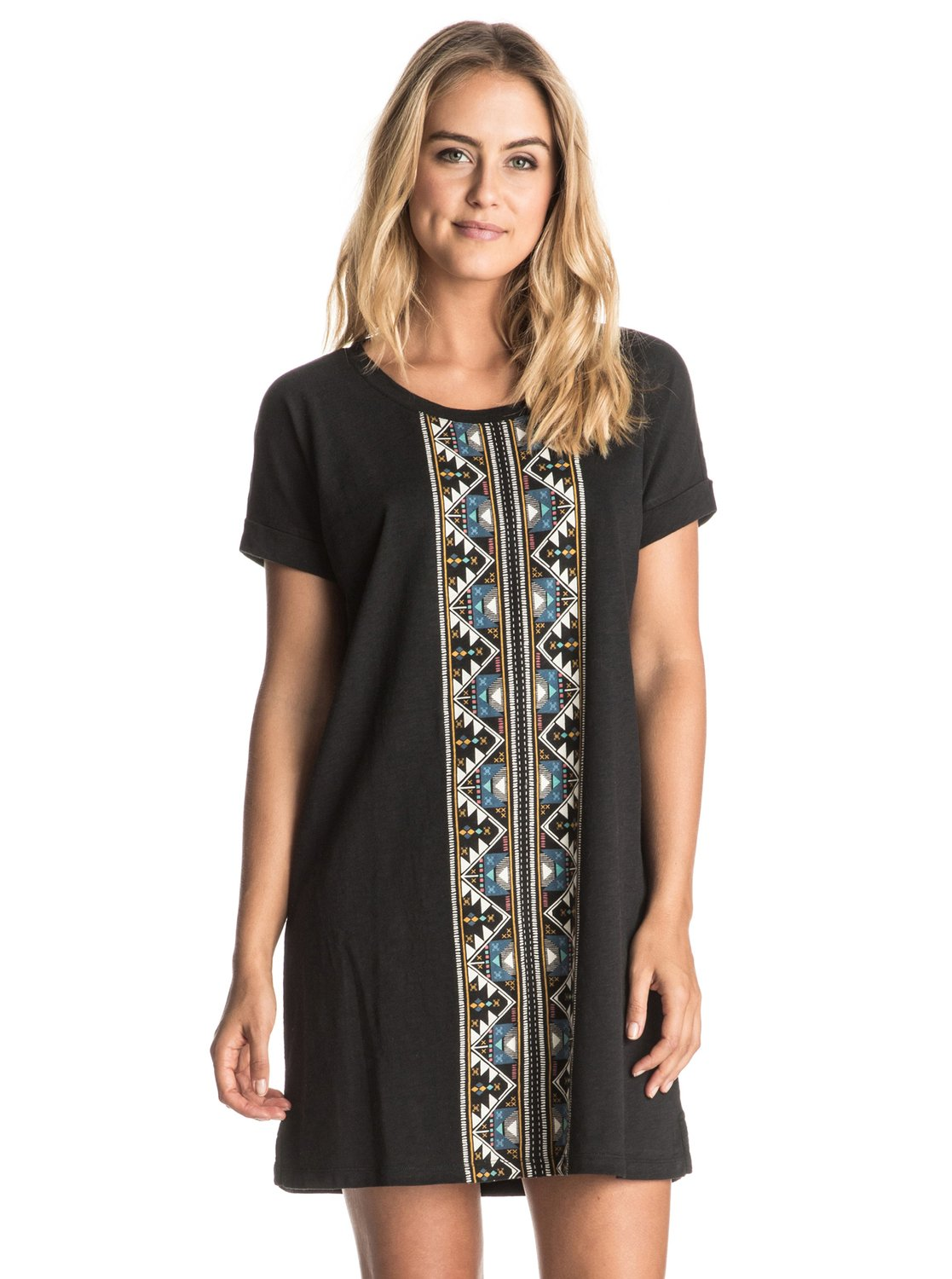For The Roses - Robe tee-shirt pour Femme - Roxy