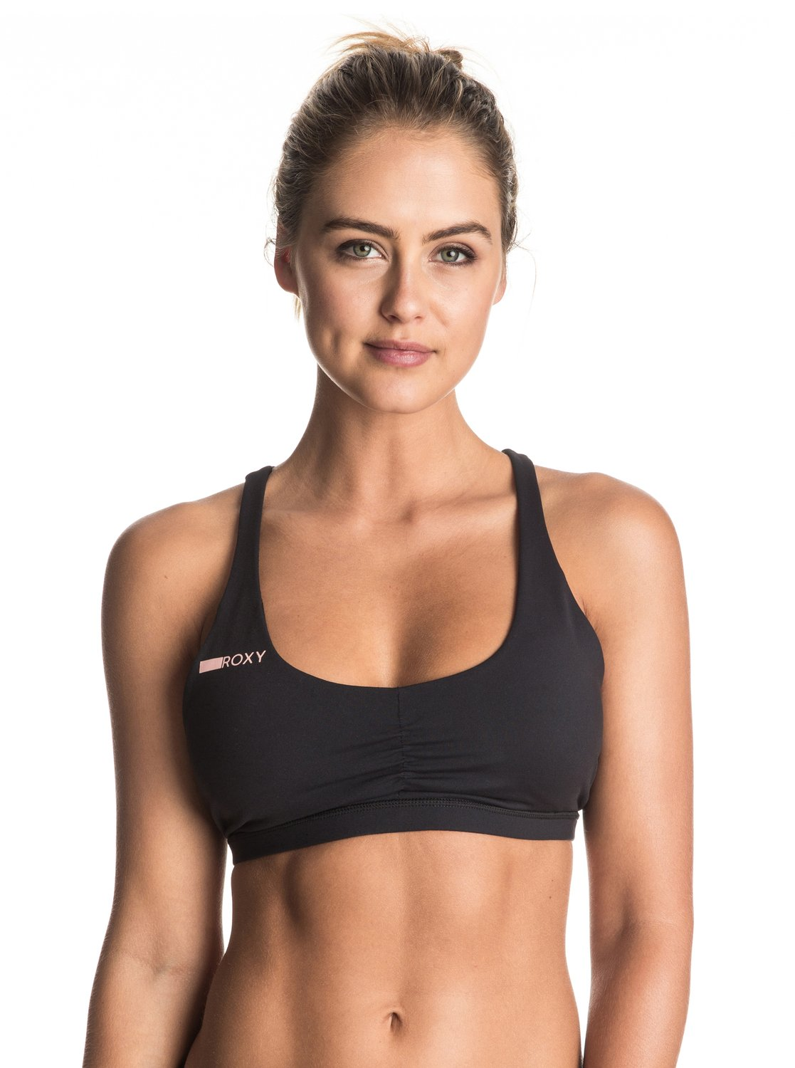 Sports bras for girls add support and protection where it's needed without excessive padding. She'll enjoy being active any time of the year with these athletic bras for girls. A must-have for any wardrobe, these important undergarments will help her hone her skills on the court, field, gym or track.