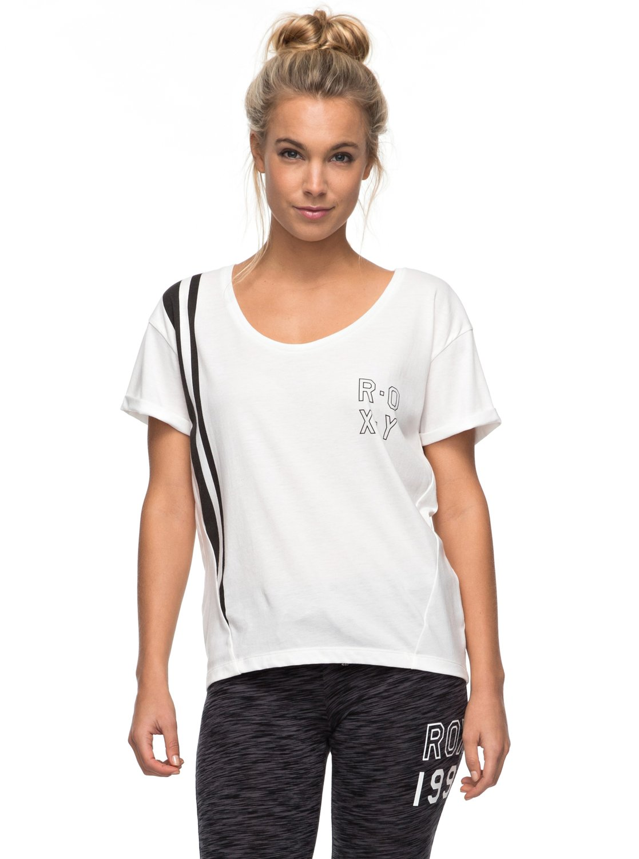 The Backflip B - Camiseta para Mujer Roxy
