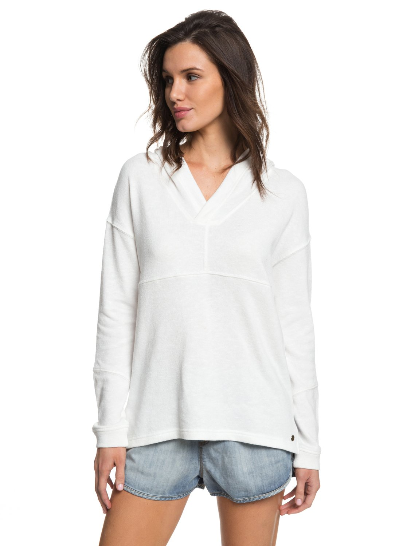 Sunset Surfside - Sweatshirt poncho à capuche pour Femme - Roxy
