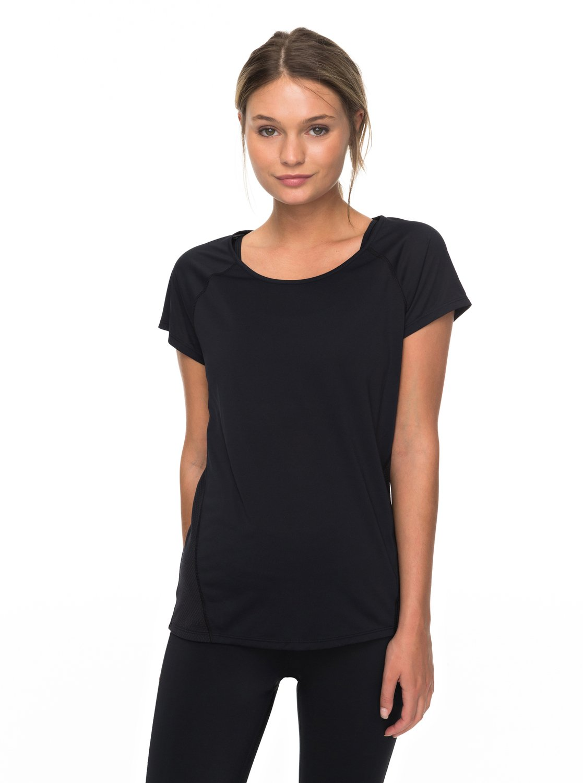 vanilla temptation t shirt de sport 3613373347985 roxy. Black Bedroom Furniture Sets. Home Design Ideas
