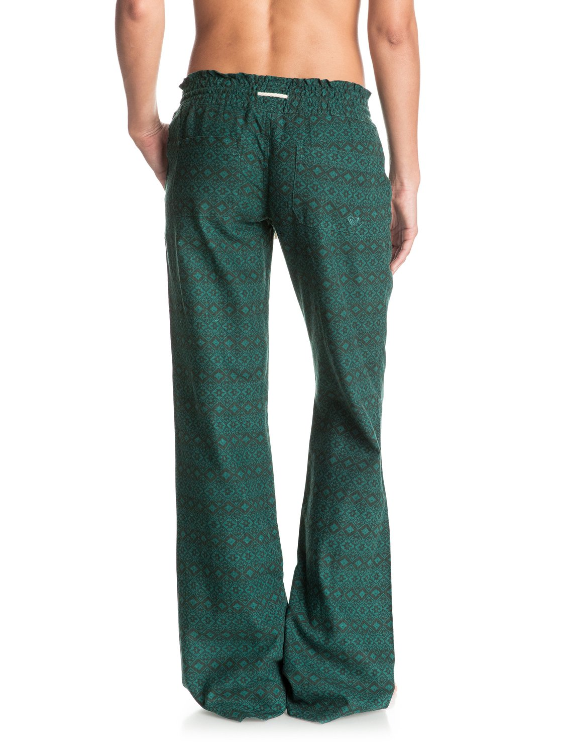 Oceanside Printed Beach Pants Erjnp03015 Roxy
