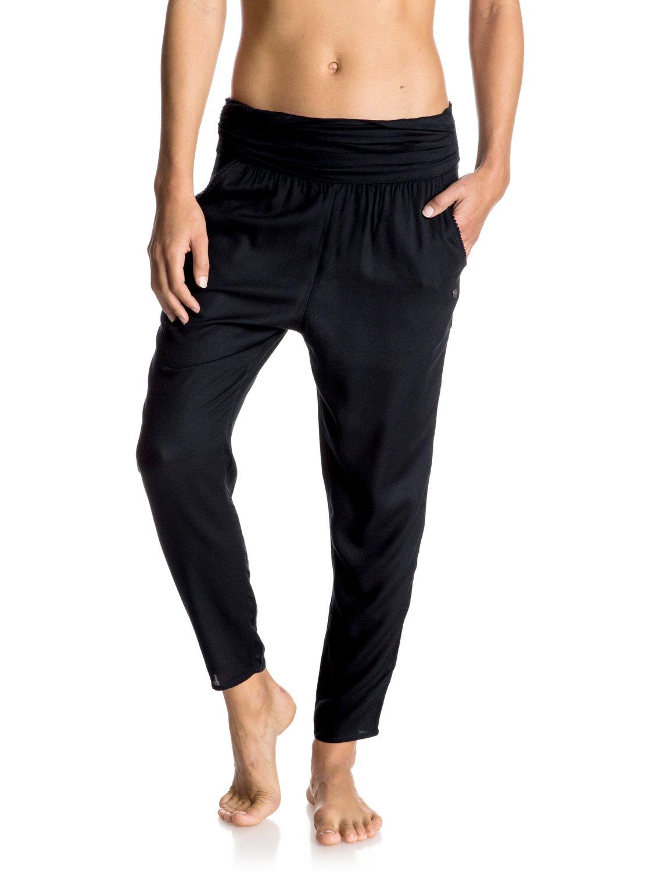 ultra violet pantalon de plage 3613372525179 roxy. Black Bedroom Furniture Sets. Home Design Ideas
