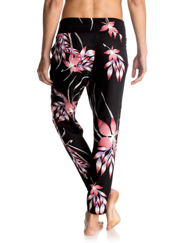 ultra violet printed pantalon de plage 3613372523502 roxy. Black Bedroom Furniture Sets. Home Design Ideas