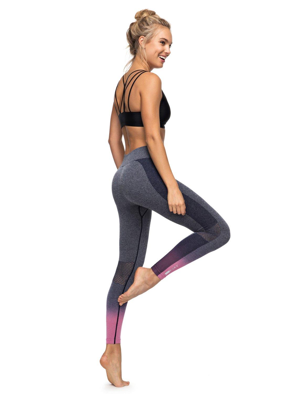 Passana - Leggings de diseño técnico para Mujer Roxy