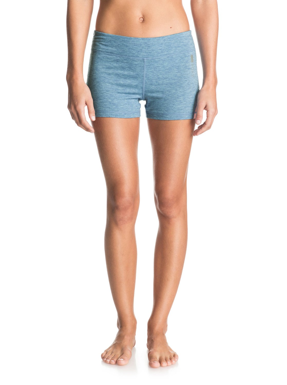 imanee heather sport shorts erjns03090 roxy. Black Bedroom Furniture Sets. Home Design Ideas
