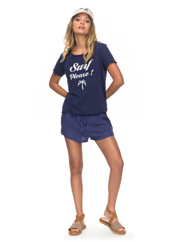 Bimini - Short de Viscosa para Mujer Roxy