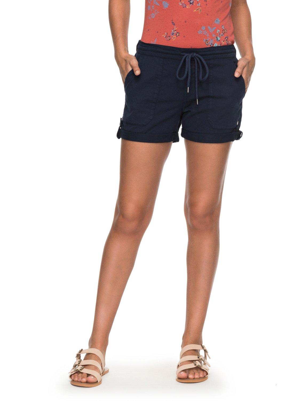 Arecibo Shorts dress blues Roxy