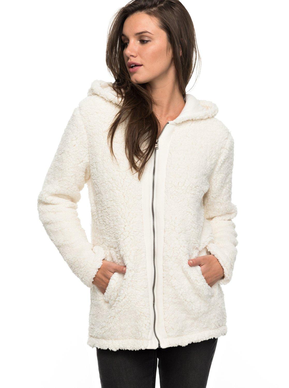 Curl Out - Sudadera con capucha y cremallera para Mujer Roxy