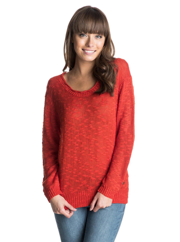 DohenyDoheny – новинка из коллекции одежды Roxy Весна-лето 2015. Характеристики: женский свитер, мягкая полусинтетика из хлопка и акрила, крупная вязка. Дополнительно: пуговицы на спине, состав – 60% хлопок, 40% акрил.<br>