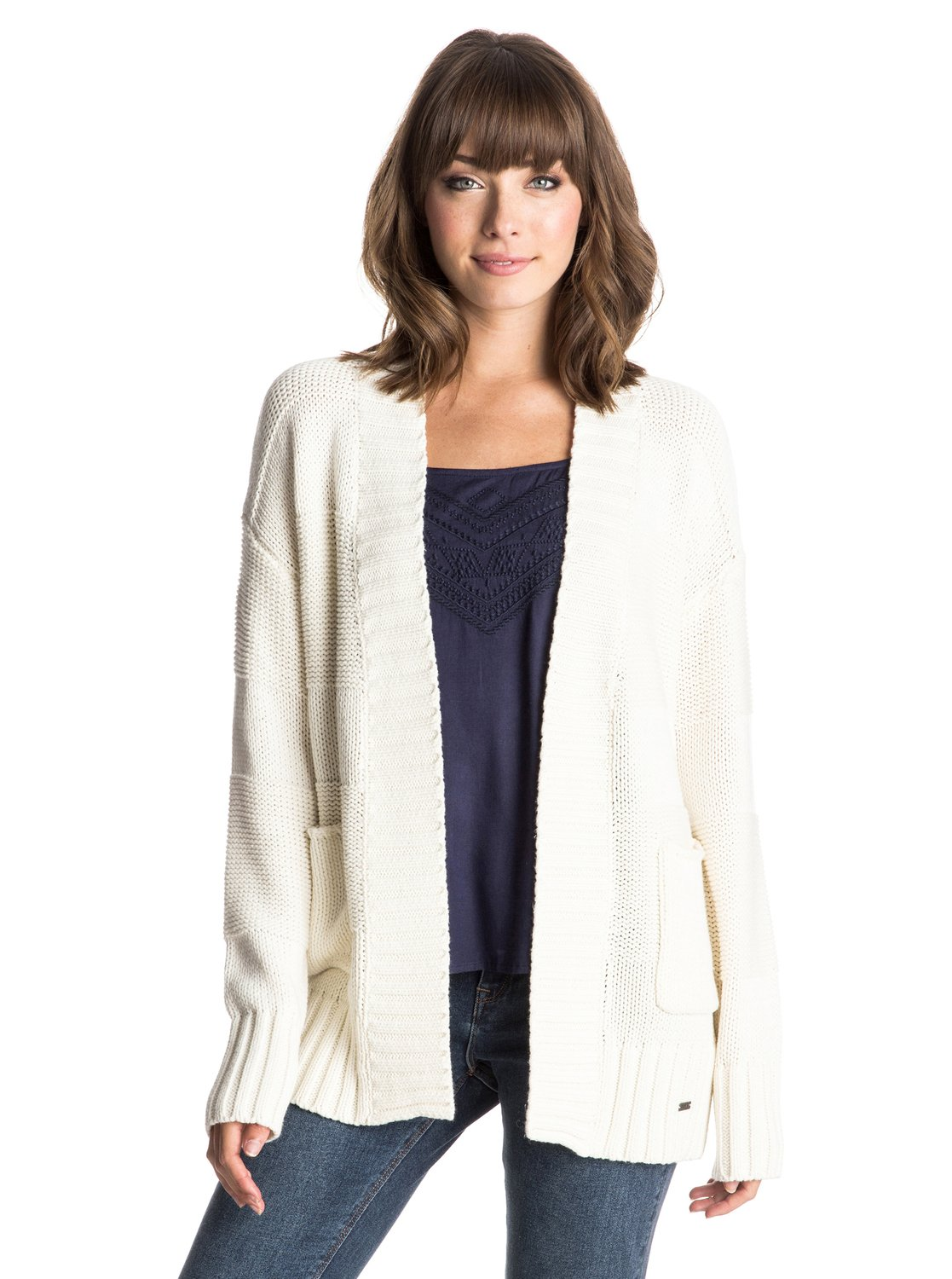 Women's Oysters And Pearls Cardigan