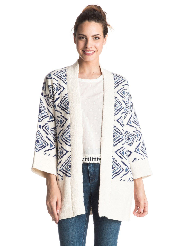 Always Forever Kimono Sweater ERJSW03159 | Roxy