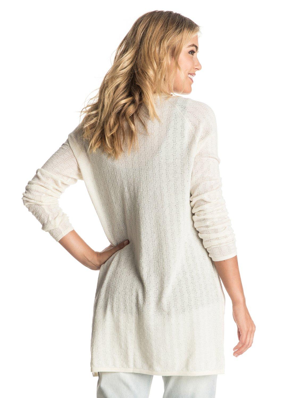 Belle Isle Button Up Sweater ERJSW03181 | Roxy