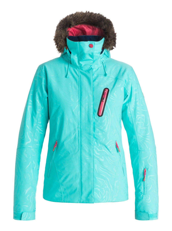 Сноубордическая куртка Jet Ski PremiumДля девушек, которые живут горами и в горах, в мечтах и наяву. Коллекция Mountain Life обеспечит вас всем необходимым для того, чтобы переход от активного катания на склонах к не менее активному апреборду и апрески получался стильным и оперативным! Выгодно подчеркивающие фигуру фасоны отличаются теплом и технологичностью, и все это не без помощи наших любимых утеплителей WARMFLIGHT и Primaloft Luxe.<br>
