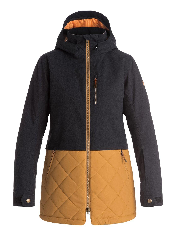 Сноубордическая куртка HartleyКатальная экипировка для бесконечных сессий в парке и пайпе, вдохновение для создания которой мы черпали в уличной моде и уличной культуре. Коллекция Treeline — это высокотехнологичная одежда с функциональной и городской эстетикой, современная и стильная. Она дарит защиту от непогоды благодаря технологии водостойкости DRYFLIGHT и поможет каждой из вас добиться явного прогресса этой зимой!<br>