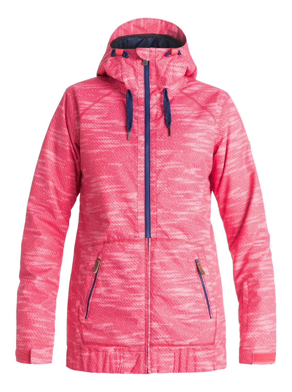 Сноубордическая куртка с капюшоном Valley