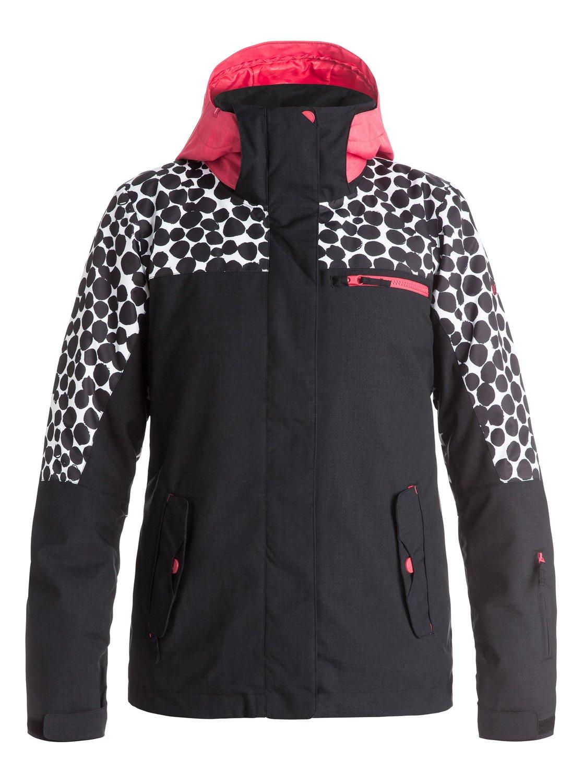Сноубордическая куртка Roxy Jetty Block